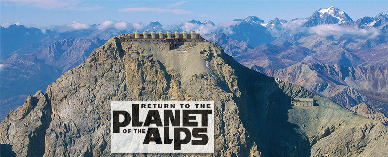 Return to the Planet of the Alps