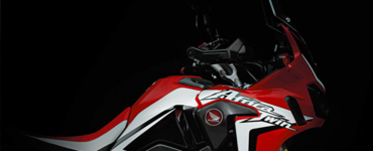 New Honda Africa Twin for 2015