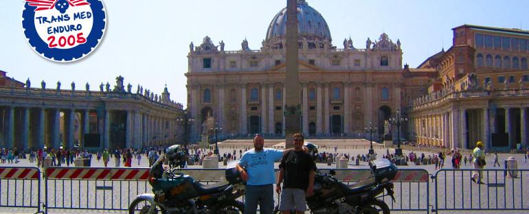 TME 2005: Lido di Ostia, Rome, Italy